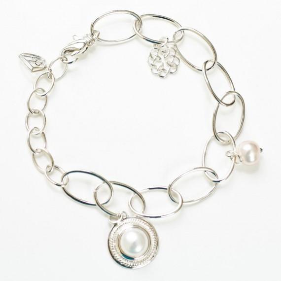 Celtic-Silver-Bracelet
