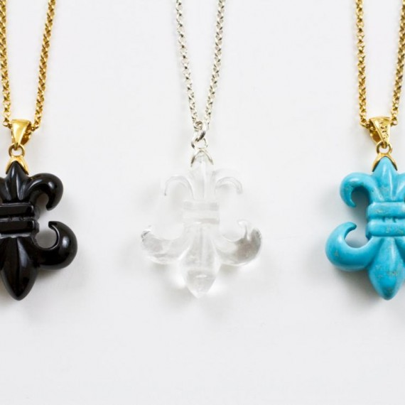 Fleur-De-Lis-Pendant-Collection