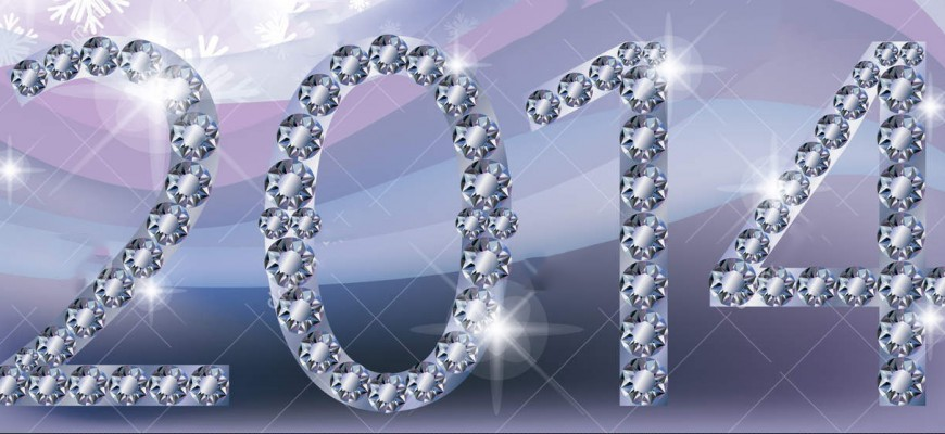Happy new year from Rosaline Jewelry