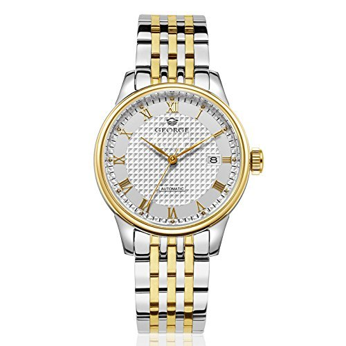 silver and gold watches mens best watchess 2017 rosaline jewelry call now for 10 percent off your order 1 888 to enlarge image two tone watches the charm of silver and gold stylish men s quartz